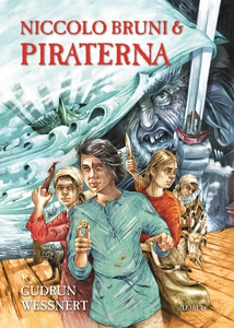 Niccolo Bruni & piraterna (e-bok) av Gudrun Wes