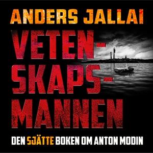 Vetenskapsmannen (ljudbok) av Anders Jallai