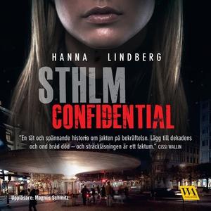 STHLM Confidential (ljudbok) av Hanna E. Lindbe