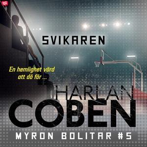 Svikaren (ljudbok) av Harlan Coben
