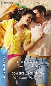 Flirt i paradiset/Som eldflugor i natten (e-bok