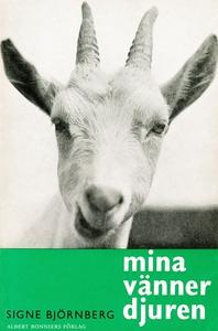 Mina vänner djuren (e-bok) av Signe Björnberg