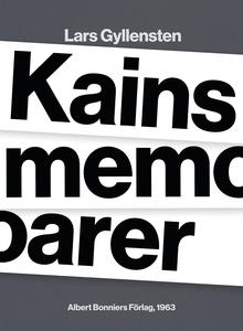 Kains memoarer (e-bok) av Lars Gyllensten