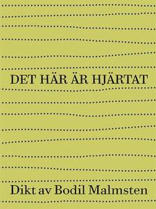 Det här är hjärtat : Dikt (e-bok) av Bodil Malm