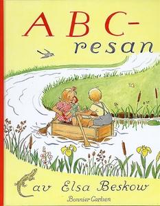 ABC-resan (e-bok) av Elsa Beskow