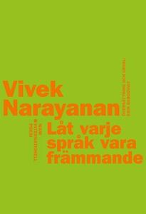 Låt varje språk vara främmande (e-bok) av Vivek