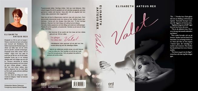 Valet (e-bok) av Elisabeth Akteus Rex