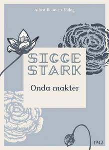 Onda makter (e-bok) av Sigge Stark
