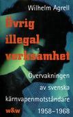 Övrig illegal verksamhet : Övervakningen av de svenska kärnvapenmotståndare 1958-1968