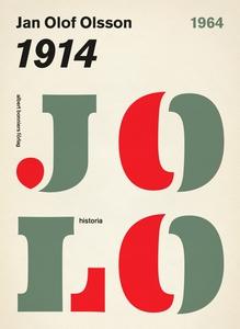 1914 (e-bok) av Jan Olof, Jan Olof Olsson