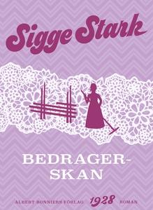 Bedragerskan (e-bok) av Sigge Stark