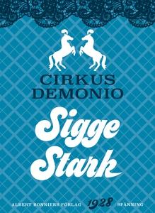 Cirkus Demonio (e-bok) av Sigge Stark