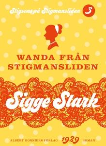 Wanda från Stigmansliden (e-bok) av Sigge Stark