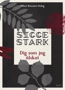 Dig som jag älskat (e-bok) av Sigge Stark