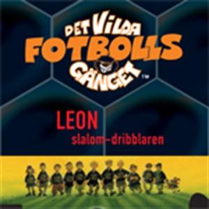 Det vilda fotbollsgänget - Leon (ljudbok) av Jo