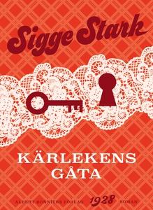 Kärlekens gåta (e-bok) av Sigge Stark