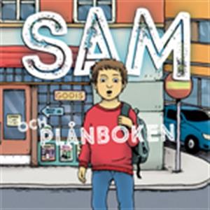 Sam 1: Sam och plånboken (ljudbok) av Kajsa Gor