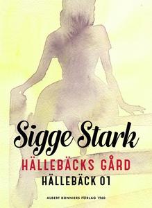 Hällebäcks gård (e-bok) av Sigge Stark