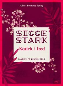 Kärlek i fred (e-bok) av Sigge Stark