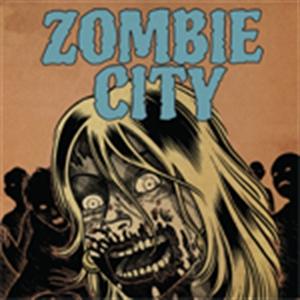 Zombie city, Ensam i mörkret (ljudbok) av Benni