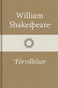 Förvillelser (e-bok) av William Shakespeare