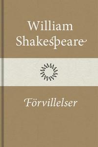 Förvillelser (e-bok) av William Shakespeare