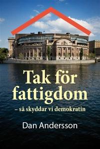 Tak för fattigdom (e-bok) av Dan Andersson