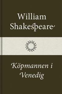 Köpmannen i Venedig (e-bok) av William Shakespe