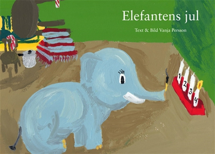 Elefantens jul (e-bok) av Vanja Persson