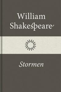 Stormen (e-bok) av William Shakespeare