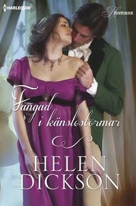 Fångad i känslostormar (e-bok) av Helen Dickson