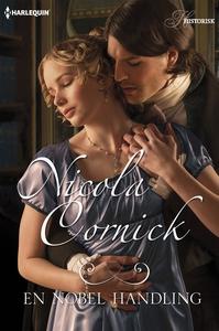 En nobel handling (e-bok) av Nicola Cornick