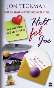 Helt fel Joe (e-bok) av Jon Teckman