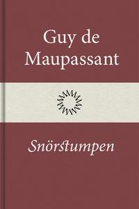 Snörstumpen (e-bok) av Guy de Maupassant