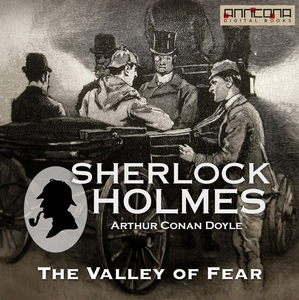 The Valley of Fear (ljudbok) av Arthur Conan Do