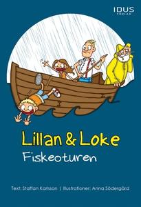Lillan & Loke - Fiskeoturen (e-bok) av Staffan