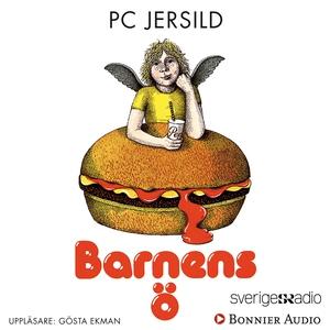 Barnens ö (ljudbok) av P. C. Jersild, P C