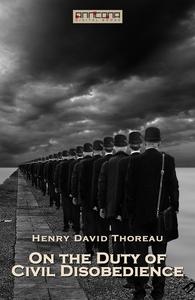 On the Duty of Civil Disobedience (e-bok) av He