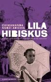 Lila hibiskus