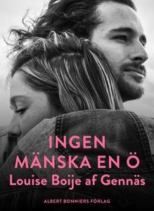 Ingen mänska en ö (e-bok) av Louise Boije af Ge