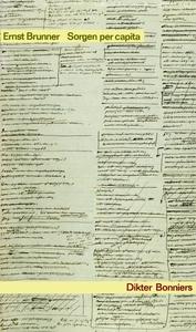 Sorgen per capita : Dikter (e-bok) av Ernst Bru