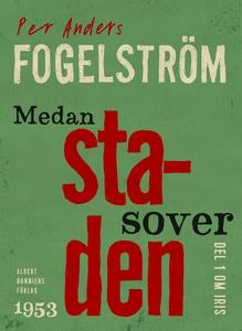 Medan staden sover (e-bok) av Per Anders Fogels