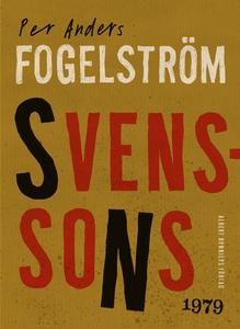 Svenssons (e-bok) av Per Anders Fogelström, Per