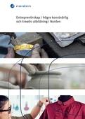 Entreprenörskap i högre konstnärlig och kreativ utbildning i Norden