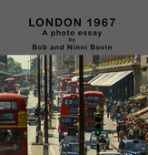 LONDON 1967 A Photo Essay