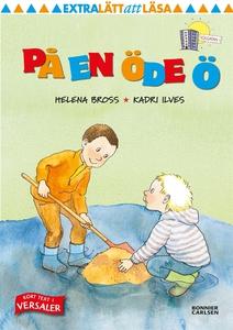 På en öde ö (e-bok) av Helena Bross