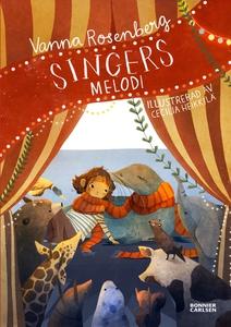 Singers melodi (e-bok) av Vanna Rosenberg