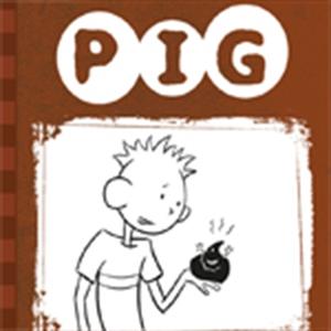 Pig 1: Pig och det talande bajset (ljudbok) av