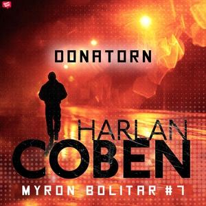 Donatorn (ljudbok) av Harlan Coben