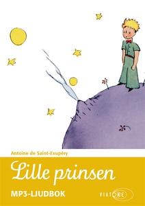 Lille prinsen (ljudbok) av Antoine de Saint-Exu